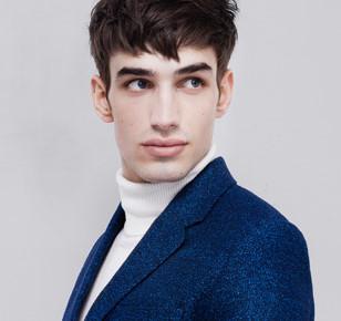 情人節型男穿搭靈感 剪裁合身的西裝外套和西褲