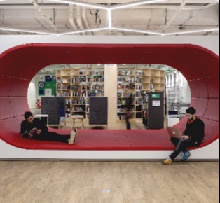 亞洲藝術週 OPEN OFFICE辦公室空間