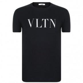VALENTINO VLTN logo T恤