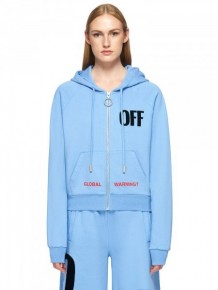 Off White Global Warming 連帽外套