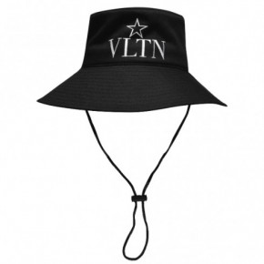 VALENTINO VLTN 黑色漁夫帽