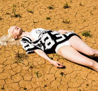 I MAGAZINE 7月夏日穿搭時尚專題攝影2017 DESERT SUN