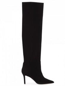 Barbara Bui 黑色及膝長靴