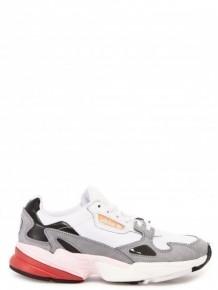 ADIDAS ORIGINALS 復古鞋跑步鞋(白和灰色)