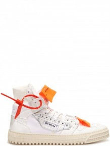 Off White Low 3.0白色高幫板鞋
