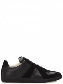 Maison Margiela 黑色運動鞋