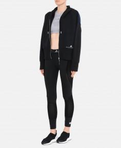 Adidas by Stella McCartney 側拉鍊設計連帽外套