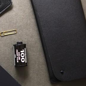 韓國設計五色選擇皮革護照包