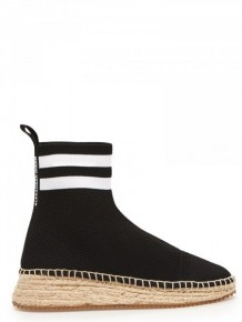 Alexander Wang 黑色針織鞋