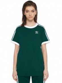 ADIDAS ORIGINALS 間條 綠色T-shirt