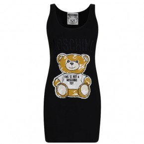 MOSCHINO 小熊連衣裙