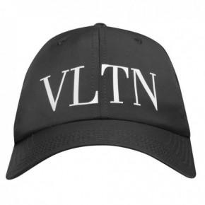 VALENTINO VLTN CAP 黑色尼龍棒球帽