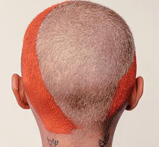 Orange Crush 2018 自由不羈的橙爛時尚專題攝影
