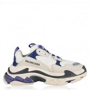 BALENCIAGA Triple S 拼色運動鞋