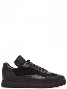Alexander Wang 斜紋皮革運動鞋