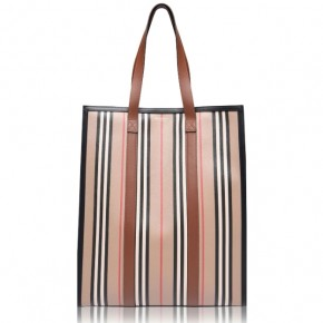Burberry Icon Stripe Portrait 手提包