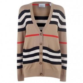 BURBERRY 羊毛針織外套