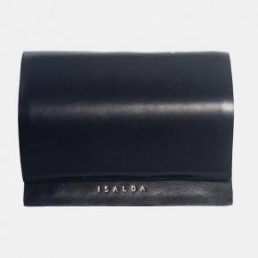 JUN Wallet黑色皮革錢包