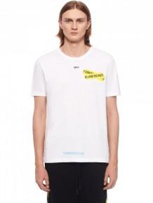 Off White 白色短袖T shirt