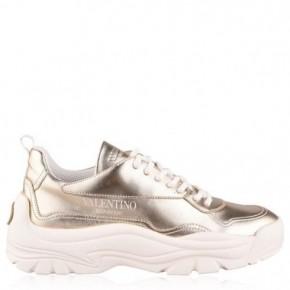 VALENTINO 金色Gumboy 運動鞋