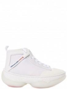 Alexander Wang 白色厚底運動鞋
