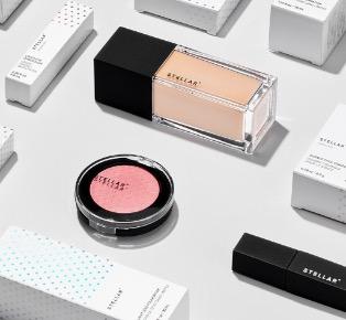 歐美彩妝品牌Stellar專櫃化妝品推薦試用報告2017