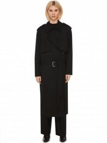 Alexander Wang 黑色長款大衣