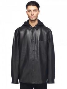 Alexander Wang 黑色皮革夾克