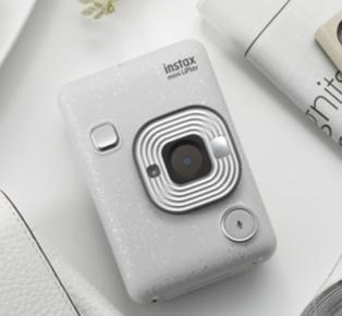 Mini LiPlay 最新的即時攝影相機