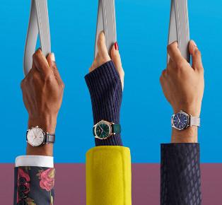 Henry London 集復古與時尚與一身的腕錶系列