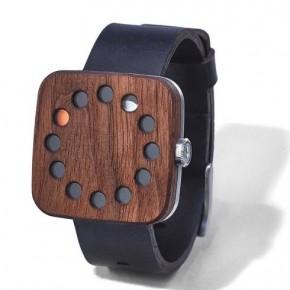 Wood watch design 木製簡約手錶設計