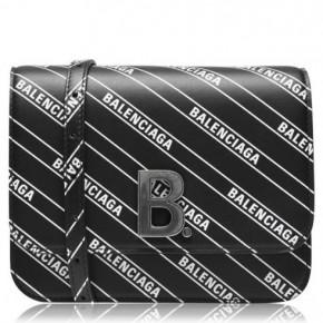BALENCIAGA Small All Over Logo手袋