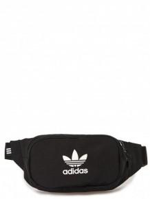 ADIDAS ORIGINALS 腰包側背包 (黑色)